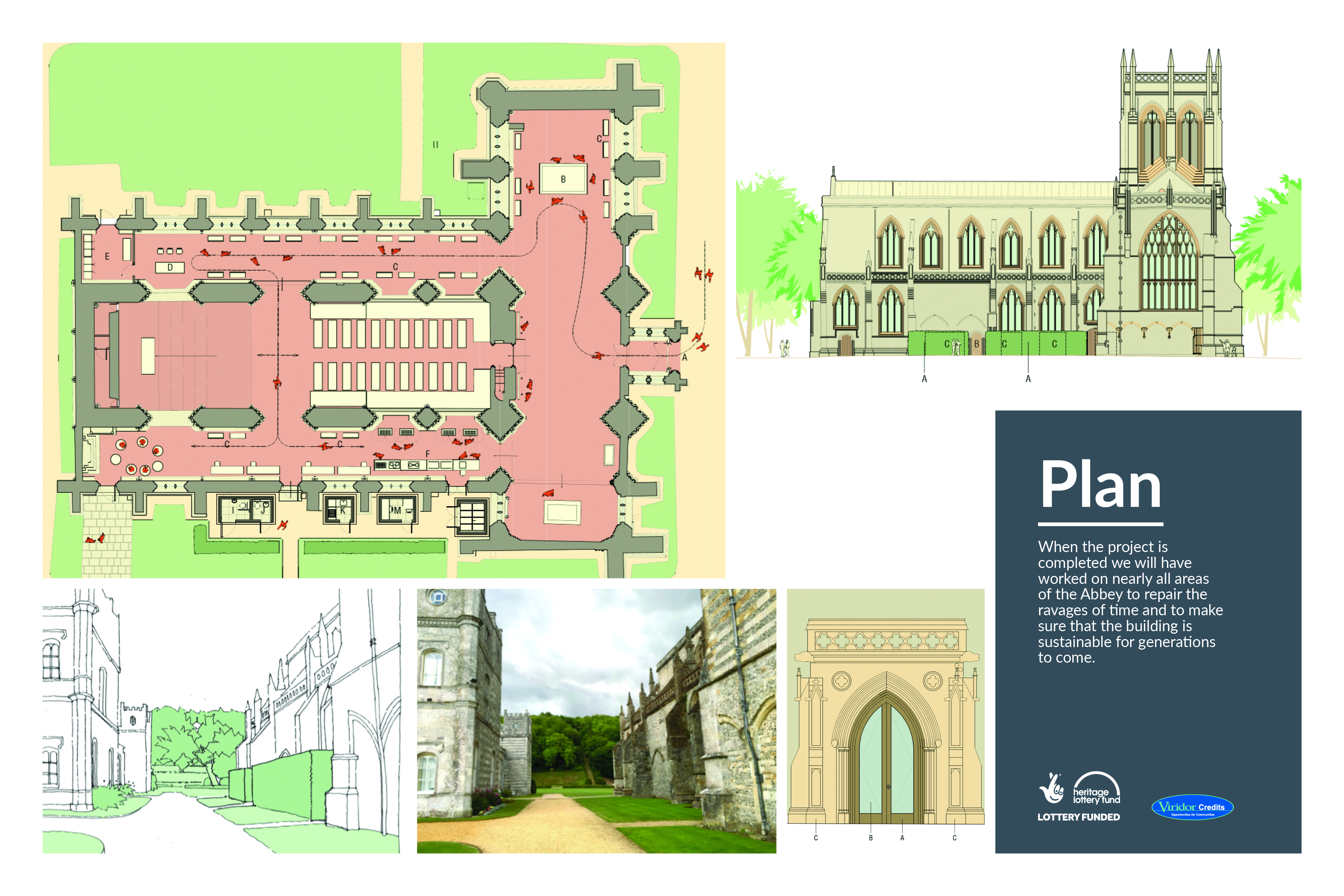 Milton Abbey Conservation Works Plan
